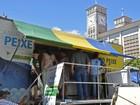 Projeto vende peixe a preço popular (Michel Alvim/Prefeitura de Cuiabá)