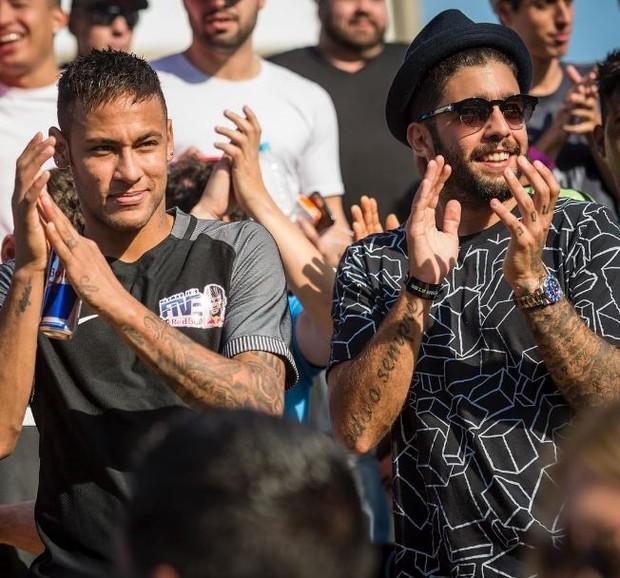 Pedro Scooby e Neymar (Foto: Instagram / Reprodução)