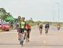 Federação realiza prova de ciclismo em comemoração aos 35 anos no AP