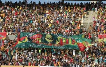 Sampaio inicia venda de ingressos para confronto contra o Vila Nova