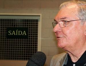 Gilvan de Pinho Tavares, presidente do Cruzeiro (Foto: Lucas Catta Prêta / Globoesporte.com)