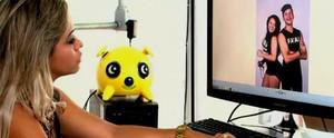 Cada vez mais pessoas tem optado por trabalhar em 'home office' (Reprodução/TV Gazeta)