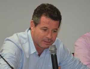 Rogério Barizza, vice-presidente do Botafogo-SP (Foto: Rogério Moroti / Agência Botafogo)