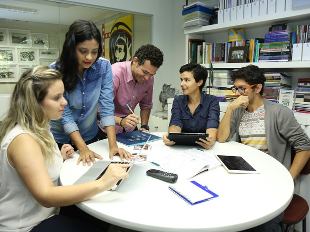 curso de marketing (Foto: Ares Soares/Unifor)