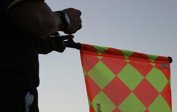Veja a escala de árbitro para a terceira rodada do Tocantinense