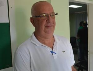 guilherme novinho, presidente, botafogo-pb (Foto: Phelipe Caldas / GloboEsporte.com/pb)