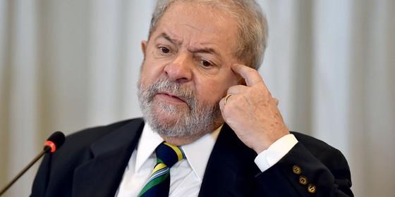 O ex-presidente Luiz Inácio Lula da Silva  (Foto:  NELSON ALMEIDA/AFP)