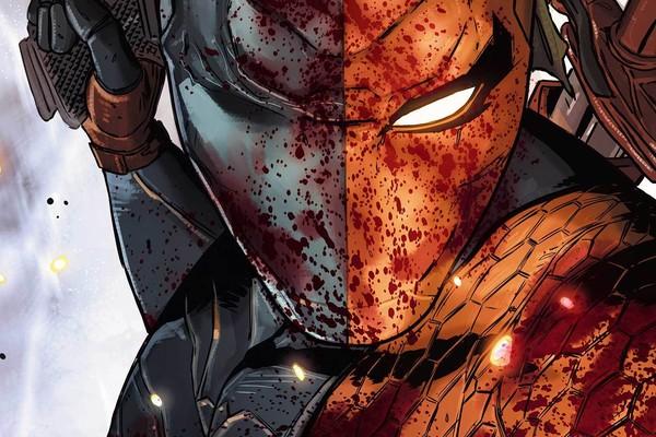 O vilão Exterminador da DC Comics (Foto: Reprodução)