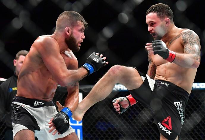 Frankie Edgar Jeremy Stephens UFC 205 (Foto: Jason Silva)