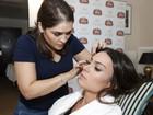 Thaila Ayala e Paloma Bernardi se preparam para première em Cannes