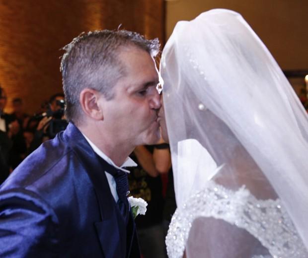 Angélica Ramos e Laurent Mougeout (Foto: Ricardo Cardoso/Ed. Globo)