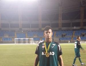 Jonh Wilquer, goleiro do Vitória sub-17