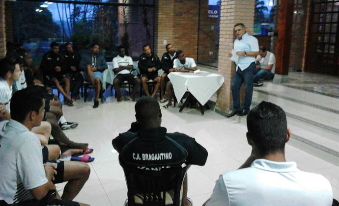 Vagner Benazzi Bragantino (Foto: Edinho Campos/Divulgação Bragantino)