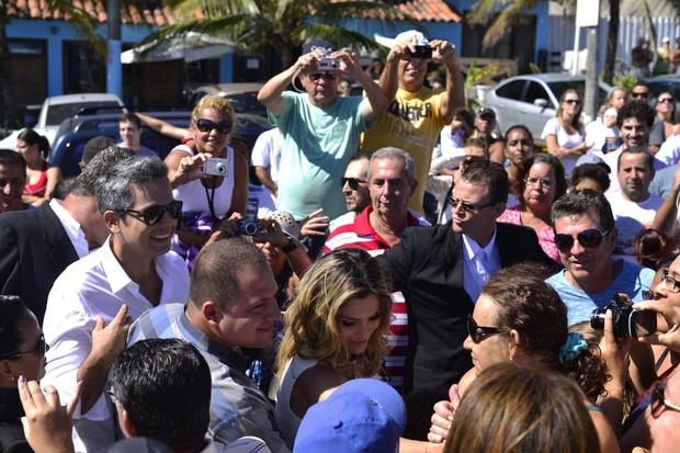Flavia Alessandra (Foto: Andre Freitas/ Ag. News)