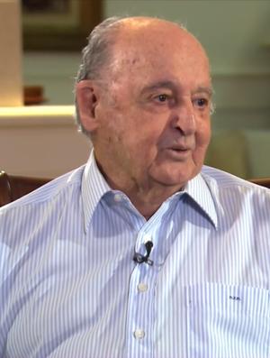 Rubens Minelli, ex-treinador (Foto: Reprodução SporTV)