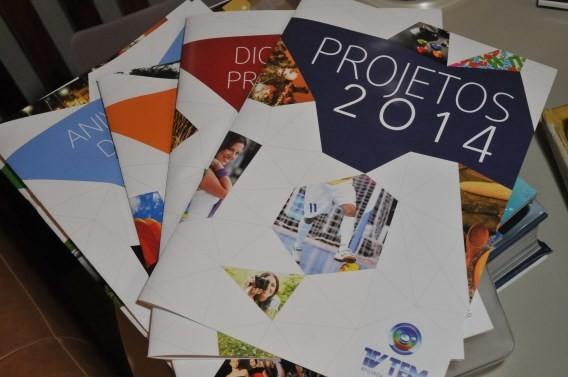 TV TEM lança projetos 2014 em Sorocaba (Foto: Arquivo / TV TEM)