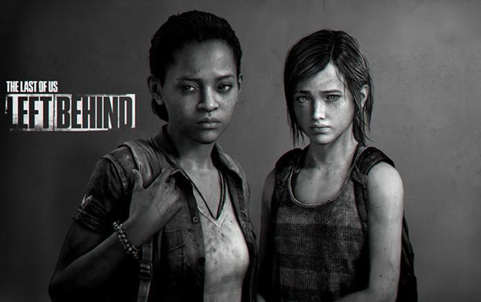 The Last of Us Left Behind é focado em Ellie e Riley (Foto: Divulgação)