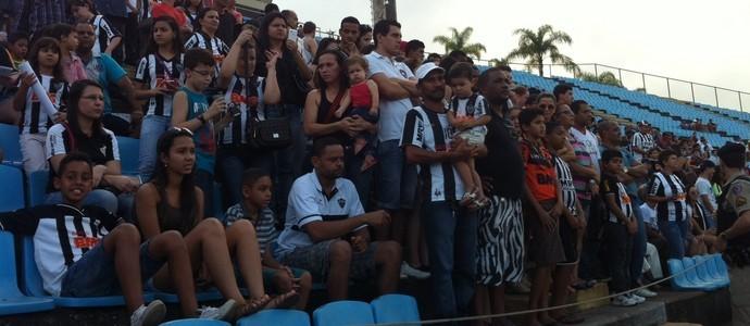 Treino do Atlético-MG (Foto: Wilkson)