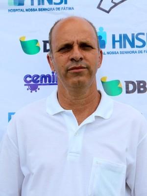 Roberto Túlio de Miranda, presidente da URT (Foto: Bruno Fernandes)
