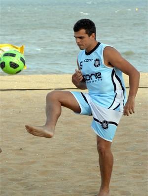 Diogo Malias acertou com o time de futsal do Rio Branco-ES (Foto: Divulgação/Pauta Livre)