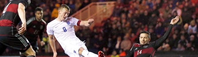 James Ward-Prowse, Inglaterra x Alemanha Sub-21 (Foto: Reuters)
