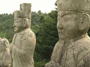 Kaesong foi capital da Coreia durante séculos (Foto: Reprodução/ BBC)