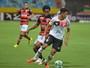 Joinville aproveita vacilo e estraga festa do Atlético-GO no Olímpico