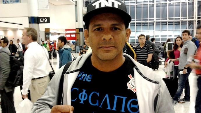 Yuri Carlton, treinador do Cigano (Foto: Ivan Raupp)