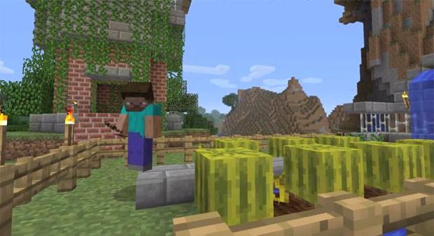 Minecraft (Foto: Divulgação/Mojang)