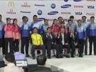 Uniformes de atletas da Coreia do Sul têm repelente de mosquito