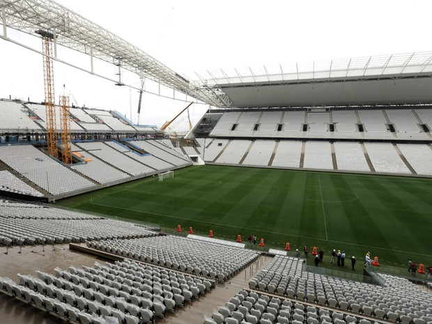 Arena Corinthians (Foto: Nilton Fukuda/Estadão Conteúdo)