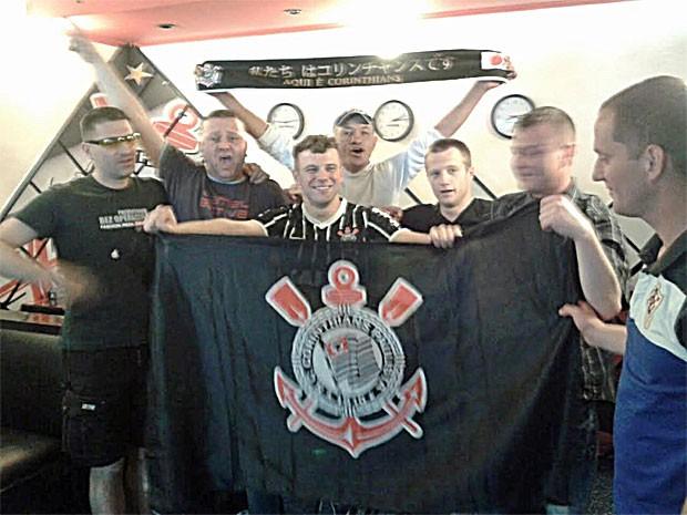 Pavletić espera ainda receber muitos brasileiros em seu bar recém-aberto (Foto: Željko Pavletić/Arquivo Pessoal)