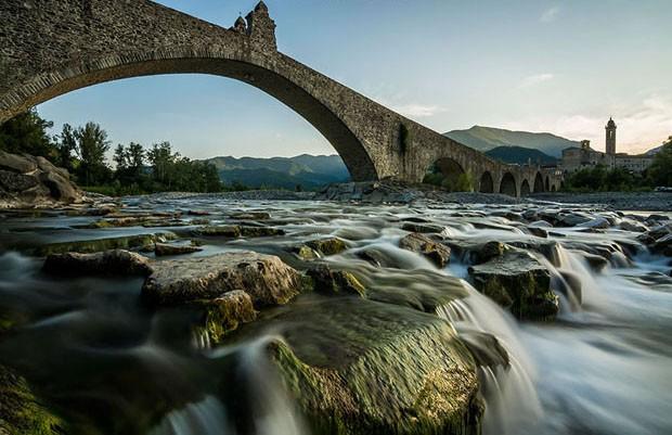 21 pontes antigas (Foto: Michael Nebuloni/Reprodução)