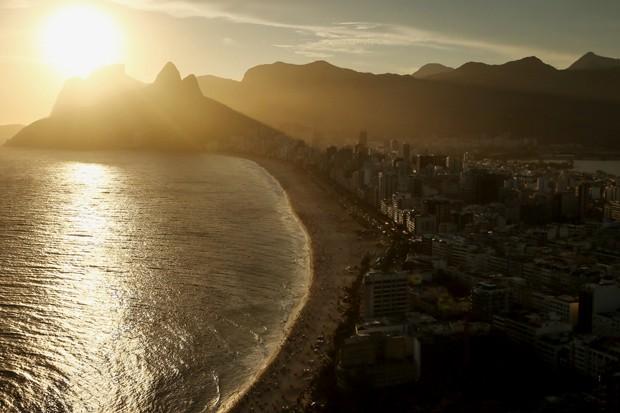Rio de Janeiro vai ferver nos Jogos Olímpicos (Foto: Getty Images)