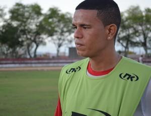 Parral ainda não foi liberado para jogar (Foto: Felipe Martins)