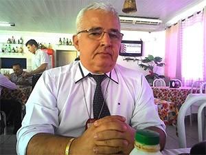 Normando Feitosa, delegado de Macaíba (Foto: Anderson Barbosa/G1)