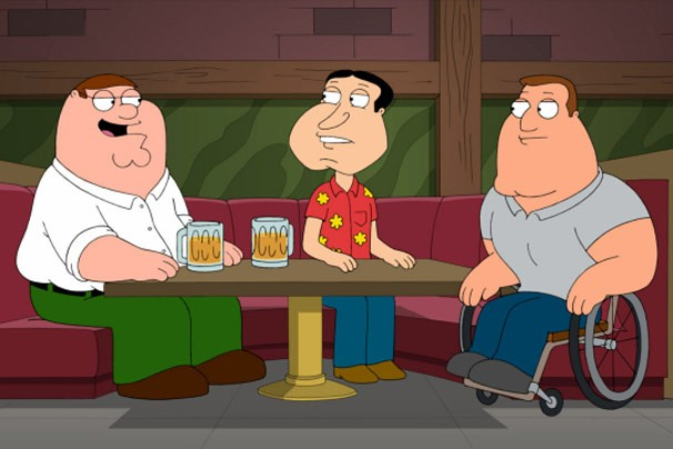 Family Guy (Foto: Reprodução/Divulgação)