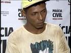 Suspeito de homicídio em Mathias Lobato é apresentado em Valadares