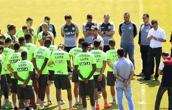 """""""Tem que ser criativo"""", avalia Branco, sobre montagem do time do Figueira"""