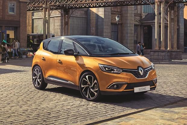 Novo Renault Scenic (Foto: Divulgação)