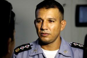 Major Edener Franco, diretor de futebol do Galvez (Foto: João Paulo Maia)