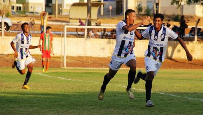 Ricanato vence o União de Palmas (Foto: João Lino/Ricanato)