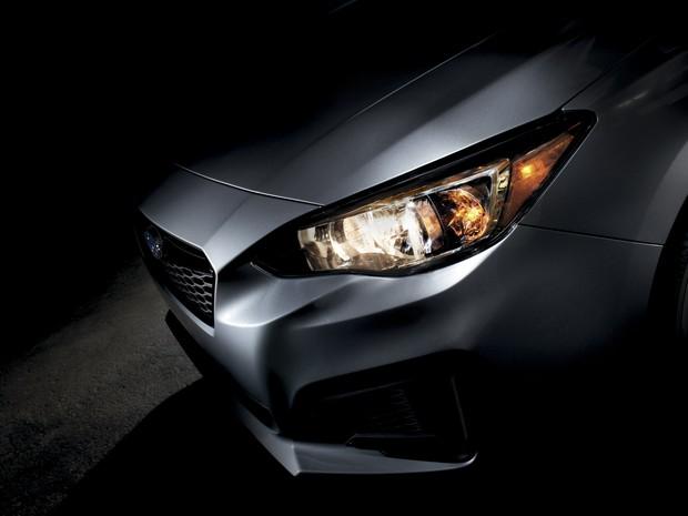 Nova geração do Subaru Impreza estreia no final de março (Foto: Divulgação)