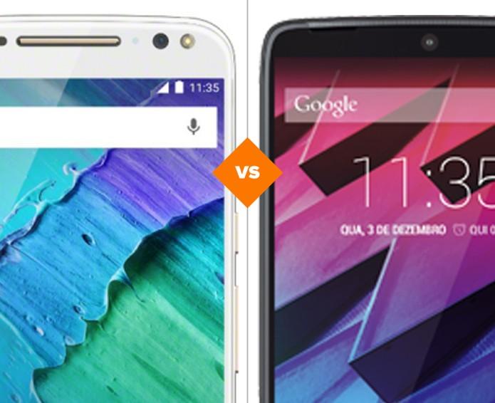 Moto X Style vs Moto Maxx: descubra qual smartphone é o melhor (Foto: Arte/TechTudo)