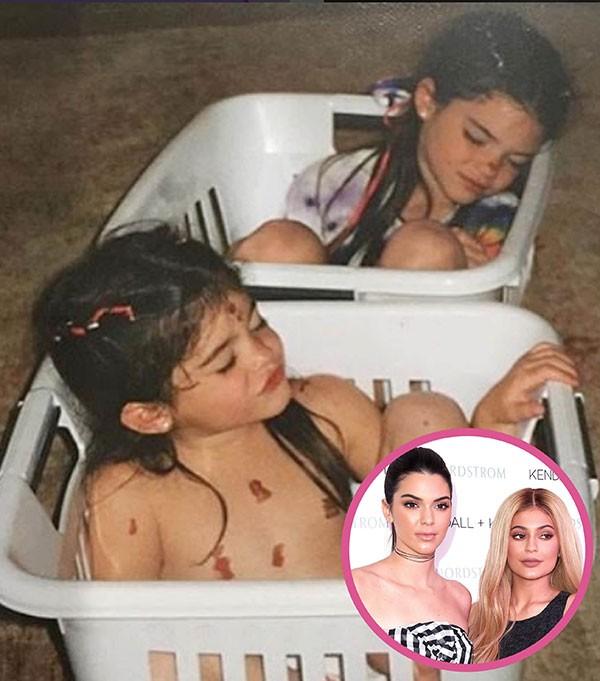 Kendall e Kylie Jenner (Foto: Reprodução Instagram)
