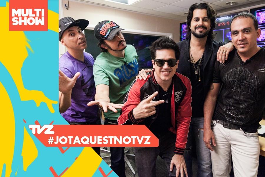 TVZ Jota Quest (Foto: Multishow)