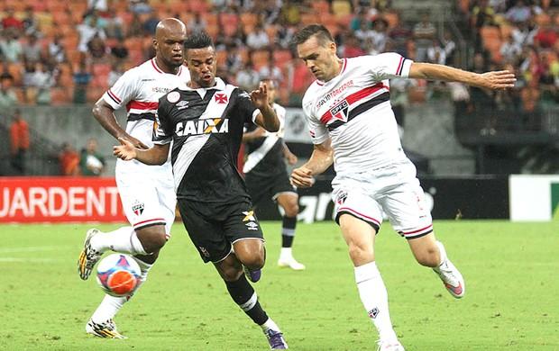Vasco X São Paulo - Arena Amazônia (Foto: Marcelo Sadio / Vasco.com.br)