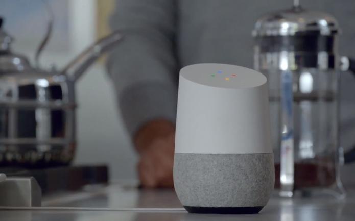 Google Home: dispositivo funciona como um Google pessoal (Foto: Reprodução/Google)