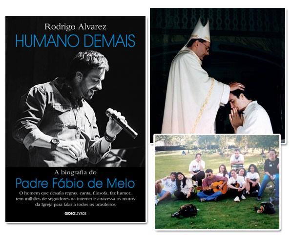 Em Biografia Padre Fábio De Melo Fala Do Amor Que Quase O Fez