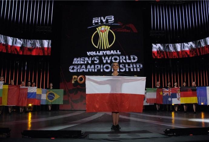 Sorteio grupos Mundial feminino vôlei (Foto: Divulgação/FIVB)